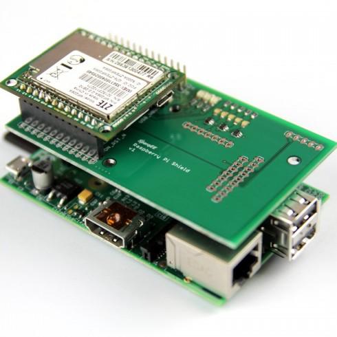 Raspberry Pi Shield